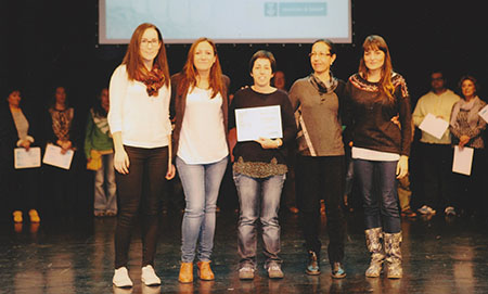 Premi del Voluntariat al Equip de Padrins