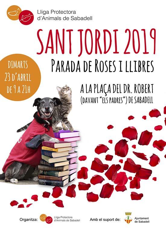 St. Jordi 2019