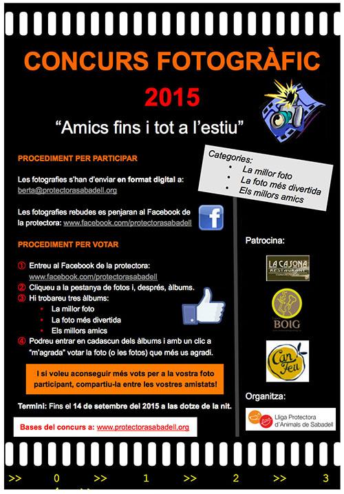 Concurso fotos 2015