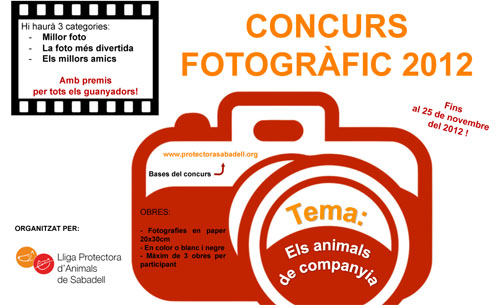 cartel concurso fotos 2012