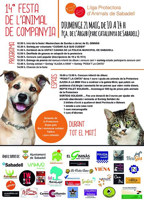 14 Festa Animal compañía