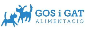 Gos i Gat Alimentacio logo