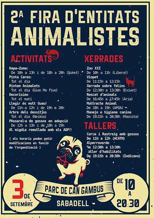 Fira Animalista 2