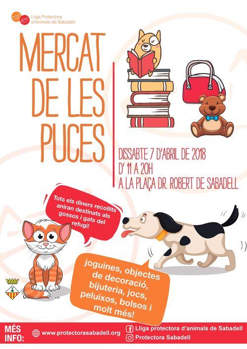 Mercat puces 4-18