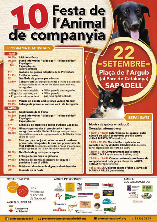 Poster 10a Festa