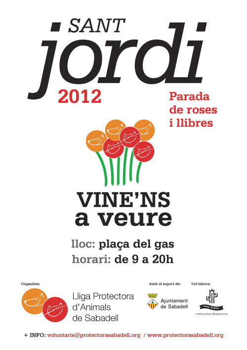 St. Jordi 2012