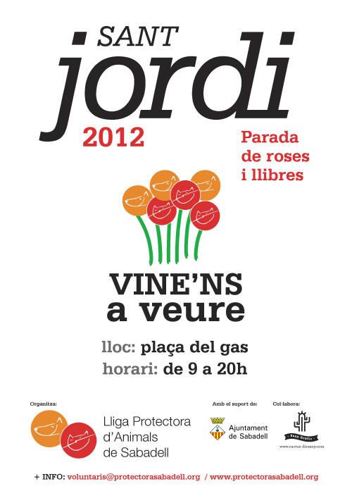 St. Jordi 2012