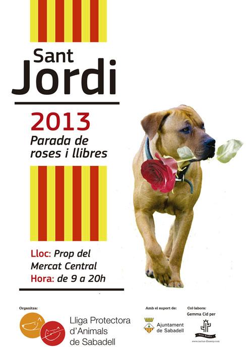 St. Jordi 2013